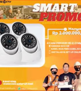 Promo smart untuk yang smart